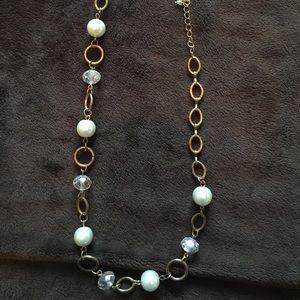 """FA bronze necklace 22"""""""